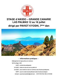 Aikido in Las Palmas de Gran Canaria - http://bit.ly/2nzeDLe