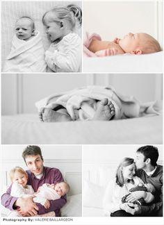Family Picture Idea Dreamy Newborn Welcome