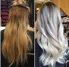 Omg the transformation is beautiful! I want!