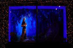 "Pocahontas by Roberto Cavalli @ Harrods ""Once Upon A Dream"" Disney Princesses Window Display 2012"