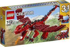 bol.com   LEGO Creator Rode Dieren - 31032,LEGO
