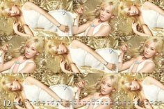 Gorgeous Xmas Calendar1512 ☃ღTaeyeon Wallpaper #taeyeon #snsd
