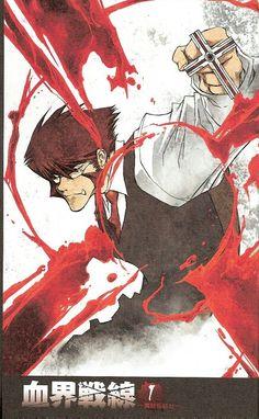 Kekkai Sensen (Blood Blockade Battlefront) Klaus ♥