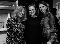 Amantha Nestor, Cristie Boyle e Esther Schattan