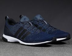 new style df025 134c0 adidas adiZero Primeknit 2.0 – Dark Onyx Collegiate Navy Black   Available  Now Zapatillas