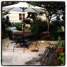 MPAC garden, late fall. Fashion Network, Public Relations, Design Show, Enchanted, Patio, Spring, Fall, Building, Garden