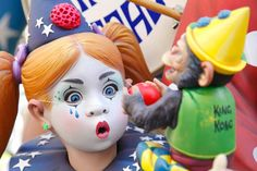 How to celebrate with your kids one of the most important festivals in #Spain: Las #Fallas de #Valencia