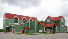 St. Jacob's Country Playhouse, St. Jacobs, ON - Agway Metals Inc.