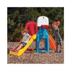 Playground Climber Playset Playhouse Outdoor Tikes Play Slides Kid Infant Garden