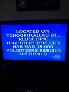 Rebuilding Together was on Jeopardy!