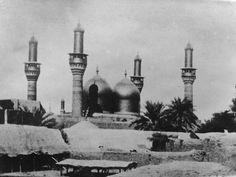 Baghdad in 1945