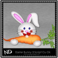 CU Easter Bunny 3 Script