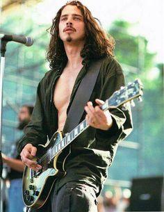 Chris Cornell in Costa Rica