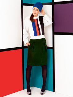 Overlap Skirt 08/2013