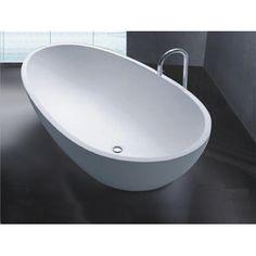 Aquatica PureScape 204 Freestanding AquaStone™ Bathtub at allmodern.com.  For master bath remodel