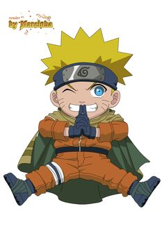 Chibi Naruto Movie 1 by Marcinha20.deviantart.com on @DeviantArt
