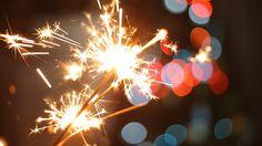 Shimmering Sparklers
