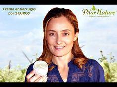 Crema antiarrugas por 2 EUROS en 10 MINUTOS versión PRO by Pilar Nature - YouTube