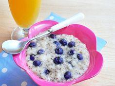 chia seed oatmeal recipe