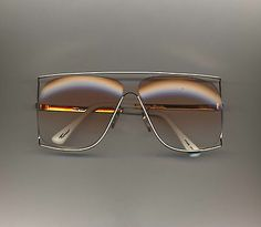TURA MOD443 WHT 60-10 143 SUNGLASSES VINTAGE AUTHENTIC N.O.S.