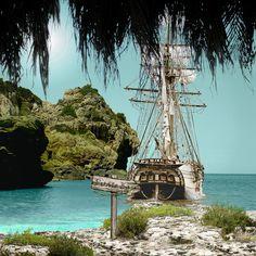 pirate adventure!