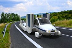 Flying Car. Now you can streamline your flying experience with the revolutionary integration of personal land and air travel.