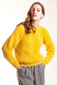Babbu 100% mohair sweater... lovely!