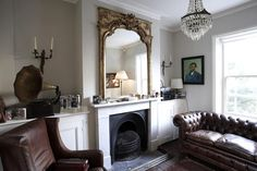 JJ Locations {eclectic traditional vintage baroque modern living room} by recent settlers, via Flickr