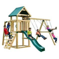lifetime adventure tower playset yard pinterest treehouse tree houses and outdoor living - Lifetime Adventure Tower Playset