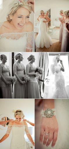Scotland Wedding by Archibald Photography   The Wedding Story