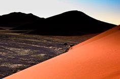 Safari, Dune, Airplane View, Sunrise, Africa, Travel, Viajes, Sunrises, Trips