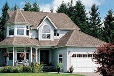 Farmhouse Style House Plan - 4 Beds 2.50 Baths 2301 Sq/Ft Plan #47-285 Exterior - Front Elevation - Houseplans.com