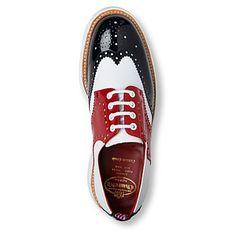 CHURCH Union Jack shoes