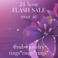 you can't miss this! I have tons of Megs rings and love them all #rings