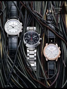 Watches & Watches  GQ