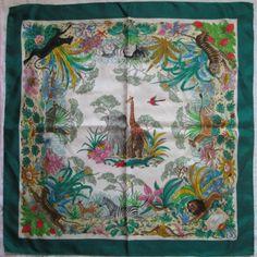 186b55b15041 454 Best Foulard images   Hermes scarves, Scarves, Silk scarves