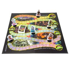 Goosebumps Movie Game - Thrilling Family Board Game - Battle Each Other In A Frantic Race To The Typewriter/End (Ages Kevin Ghostbusters, Ghostbusters Characters, Family Board Games, 35th Anniversary, Halloween Ghosts, Battle, Printables, Racing, Funny