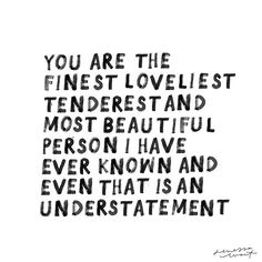 Beautifully scripted words from F Scott Fitzgerald❤️ I'm grateful to know many friends that are like this!! Tag a loved one you'd like to remind#inspo #quotes #quote #typography