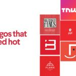 34 red logos that are red hot