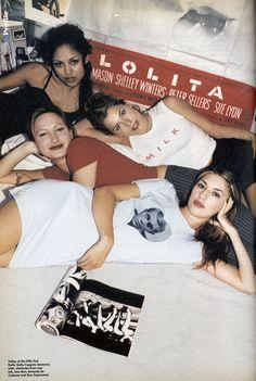 Launching Sofia - Sofia Coppola love the steve mcqueen tee too