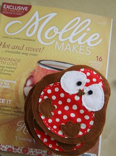 Robins and Mollie Makes