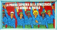 Cuba en vallas es un proyecto de libro que, por primera vez, reúne cerca de 500 imágenes de vallas de contenido político y social para explicar de forma visual más de medio siglo de Revolución cubana. Alfons González y Pol·len edicions se proponen editar este libro de propaganda mural única.