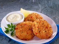 Découvrez la recette Croquettes de poisson sur cuisineactuelle.fr.