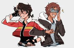 "shaorou: "" boys and goggles """