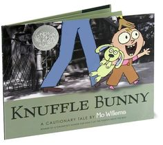 Knuffle Bunny: A Cautionary Tale  byMo Willems,Mo Willems (Illustrator)