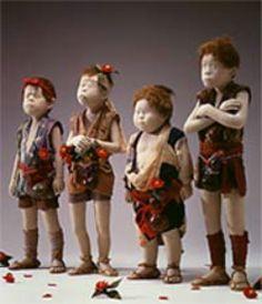 与 勇輝 Atae Yuki:椿峠の合戦 〈部分〉/ 1988年.