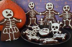 recette de gourmandises pour Halloween