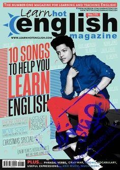 دانلود مجله Learn Hot English (آموزش زبان) شماره 175 + فایل صوتی