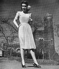 """A Fairy Tale Dress"" by Peck & Peck 1943"
