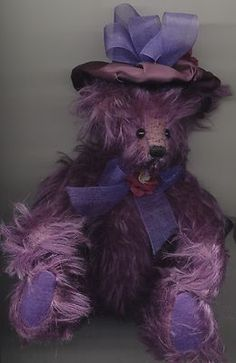 Dolls & Bears Reasonable Annette Funicello Sweetie Bear Be Friendly In Use Annette Funicello
